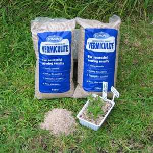 Vermiculite 500ml Bag