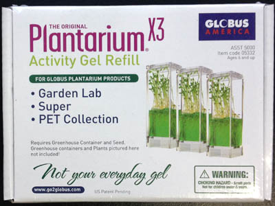Plantarium - Activity Gel Refill