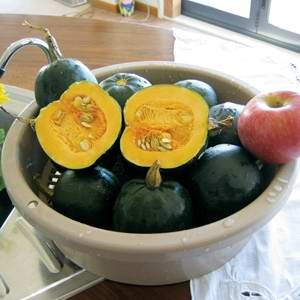how to cook gem squash