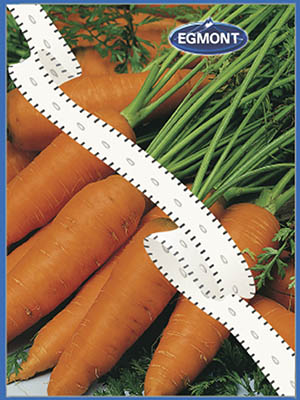 Weed Buster Tape - Carrot All Seasons