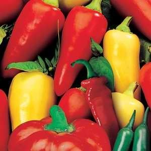 Capsicum Chilli Hot Mix