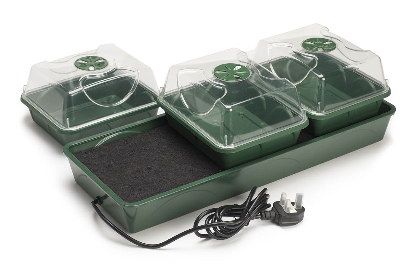 Early Grow 3-Bay Electric Propagator